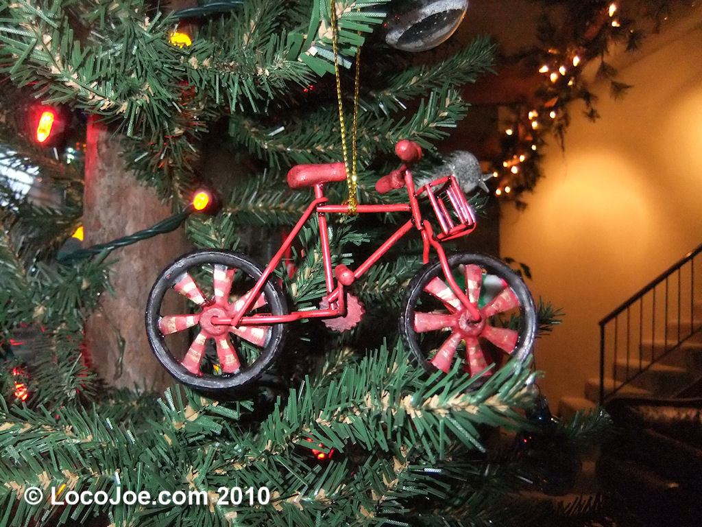 Bicycles And Christmas – Bike With Bekkie
